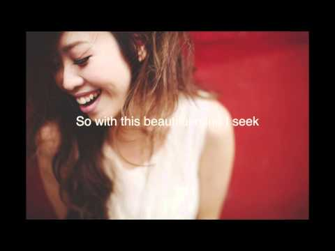 Beautiful Purpose (Theme Song for Miss World Singapore  2013)