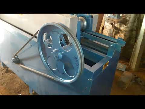 Shutter Rolling Machine