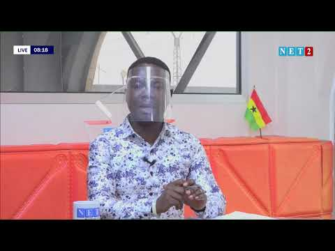 THE DIALOGUE WITH DR. PRINCESS ASIE OCANSEY - LABOUR AND MIGRATION EXPERT (AUGUST 5, 2020)