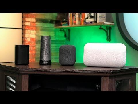 The New Screen Savers 143: Apple HomePod Smart Speaker Showdown