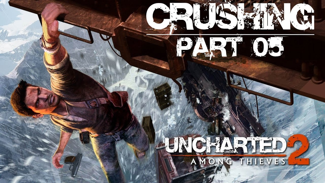 Uncharted 2: Extrem Schwierig Run (feat. Andi) – Part 5