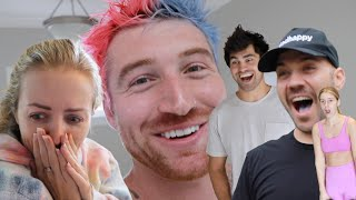 THEY HATED THIS SURPRISE!! (not my hair lol, they hated that too though)