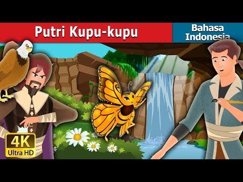 Putri Kupu-kupu   Dongeng anak   Dongeng Bahasa Indonesia