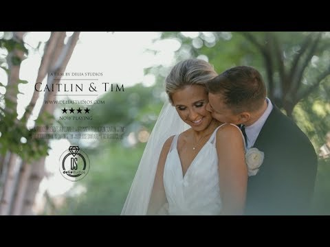 Caitlin + Tim :: Wedding Highlights :: The Lighthouse - Pier 60 - Chelsea Piers - NYC