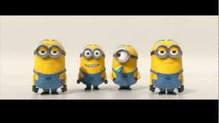 Disney Channel, Despicable Me 2 Trailer Official 2012