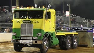 Pro Stock Diesel Truck Pulls from Greensboro, MD 5/4/2019