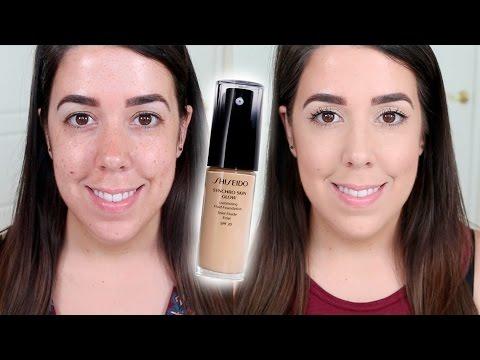 Synchro Skin Glow Luminizing Fluid Foundation SPF 20 by Shiseido #7