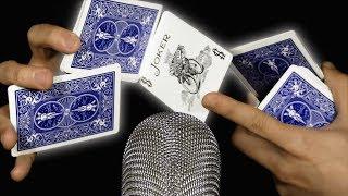 Don't close YOUR eyes.. [ASMR] Card Magic