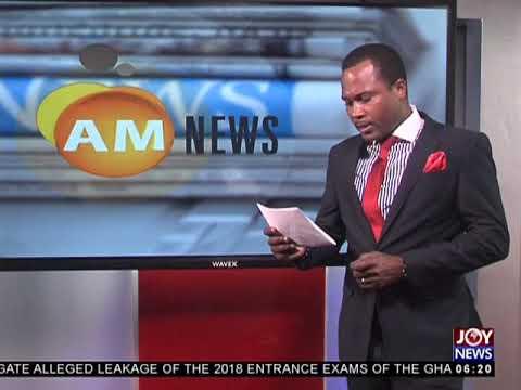 Sustaining Free SHS Programme - AM News on JoyNews (30-7-18)