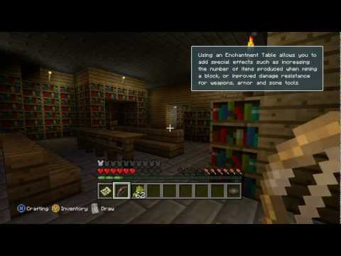Minecraft xbox 360 how to breed baby villagers (title update 12.