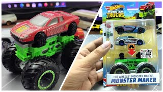 The Coolest Product From Hot Wheels! Turn Every Car a Monster Truck with this!