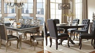 Dining Room Design With Table And Chair Simple And Cool Ideas 2020