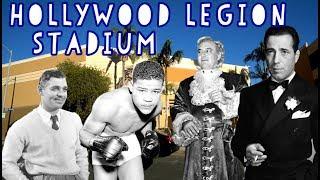 #882 HOLLYWOOD (American) LEGION STADIUM - Jordan The Lion Daily Travel Vlog (1/5/19)