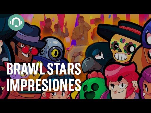 BRAWL STARS: lo más parecido a OVERWATCH para MÓVIL