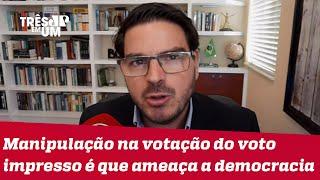 Rodrigo Constantino: Repercussão da oposição sobre o desfile militar é muito barulho por nada