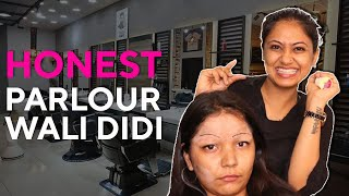 If Parlour Wali Didi Becomes Honest // Captain Nick