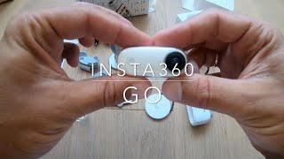 Insta360 Go unboxing + FPV test