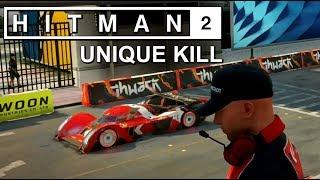 Beating HITMAN 2