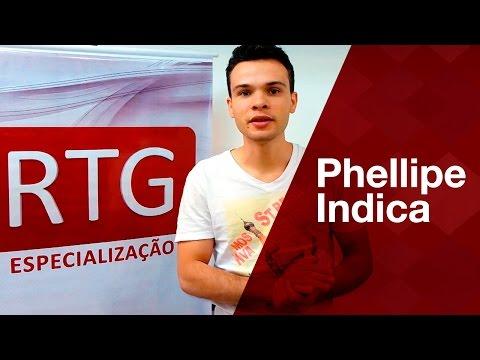 Phellipe Paiva indica | RTG Especialização