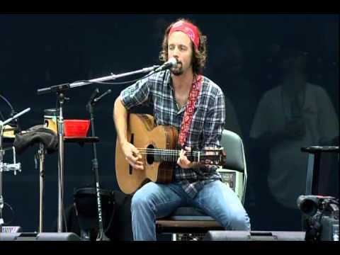 Jason Mraz - The World as I See It (Live at Farm Aid 2011)