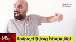 Abdurrahim Albayrak vs Falcao (Temsili)