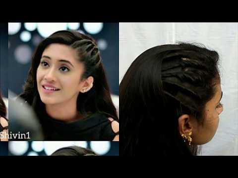 Easy Every Day Hairstyle For Girls Beautiful Simple Out Going