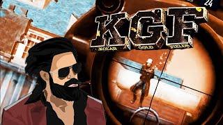 K.G.F PUBG  MONTAGE Kokh Ke Rath Mein |VIRDI BOYZZZ
