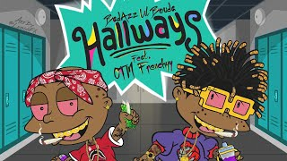 BadAzz Lil Bouda Hallways Feat. OTM Frenchyy (Official Video)