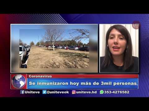 Villa María: se vacunaron más de 3 mil personas