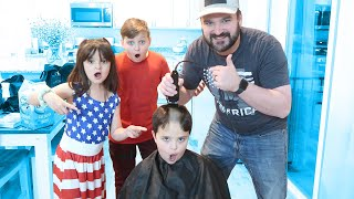 CODY SHAVES HIS HEAD!