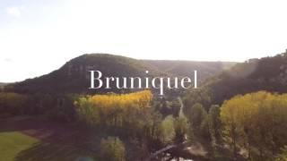 Vidéo Drone de Bruniquel