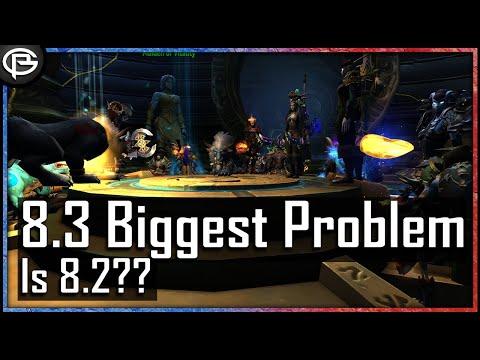8.3's Biggest Problem... is 8.2??