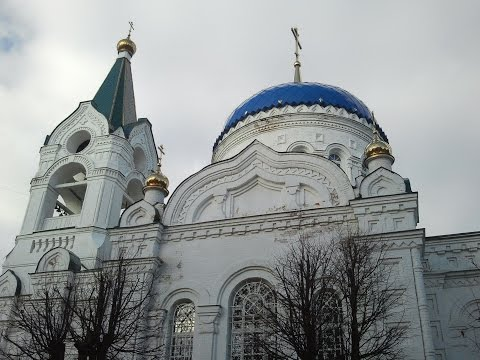 Храм парке сокольники