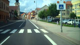 preview picture of video 'Terany to Krupina : Sicily to Ukraine by camper van part 75'