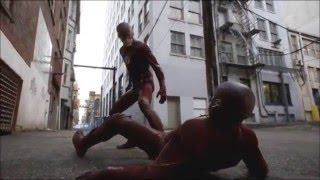 The Flash 2x17 The Flash vs The Flash