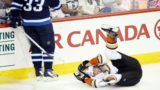 NHL: Fights/Scrums After Goals