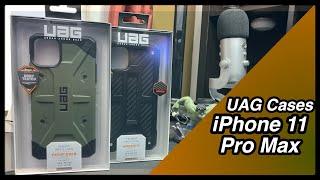 UAG Cases iPhone 11 Pro Max #UAGPathfinder #UAGMonarch #RP3