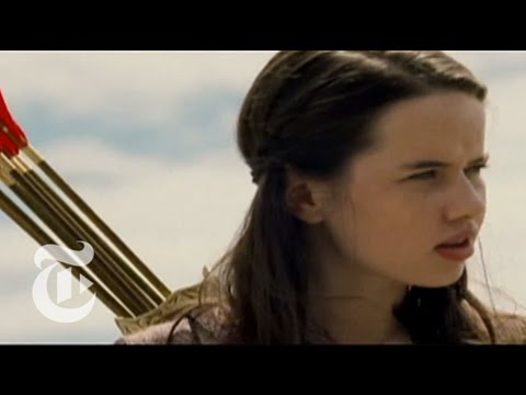 Video trailer för 'Prince Caspian' | Critics' Picks | The New York Times