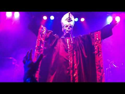 Ghost - Elizabeth (LIVE) Hammer of Doom Festival 4 online metal music video by GHOST
