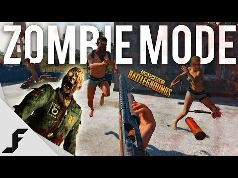 ZOMBIE MODE – Battlegrounds