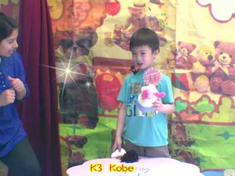 New york Speech Contest K3 Kobe