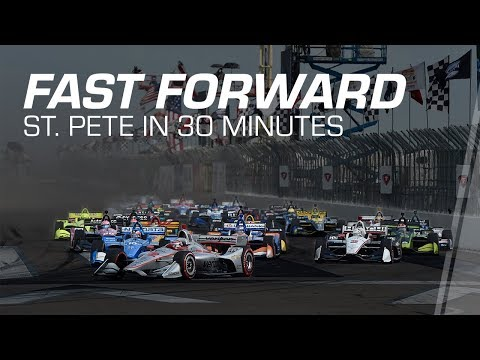 Fast Forward: 2019 Firestone Grand Prix of St. Petersburg