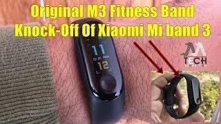 M3 Smart Wrist Band BPM/BP/SP02 Sensors Unboxing By M-Tech URDU/HINDI