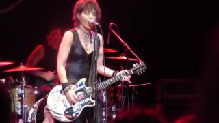 """Ode to Former Bass Player & Love Is Pain"" Joan Jett@Penns Peak Jim Thorpe, PA 6/24/16"