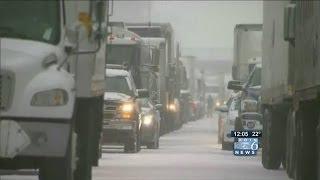 Snow hits Oregon - KOIN 6 News team coverage