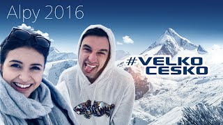 Alpy 2016 w/ Teri Blitzen & Betty #Velkocesko