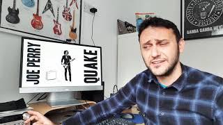Primo Ascolto: Joe Perry   Quake