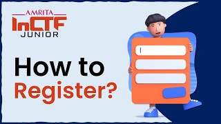 Watch How to Register? on YouTube