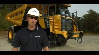 Komatsu HD Trucks Controls & Operations