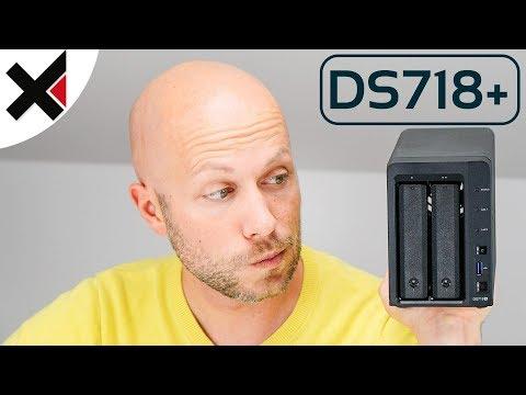 Synology DiskStation DS718+ Review Deutsch   iDomiX